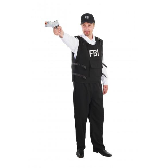 Déguisement Agent FBI deluxe