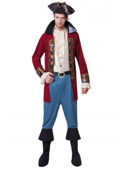 Déguisement pirate BD