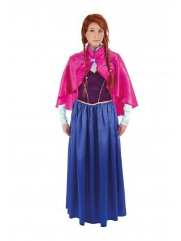 déguisement princesse des glaces