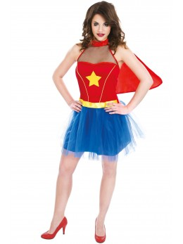 Déguisement super girl