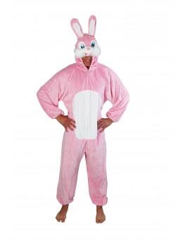 déguisement lapin rose