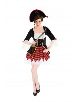 déguisement femme pirate