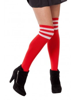 chaussettes pompom girl