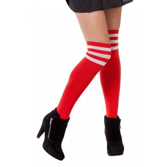 chaussettes pompom girl