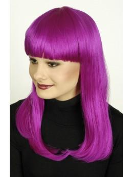 perruque lola violette