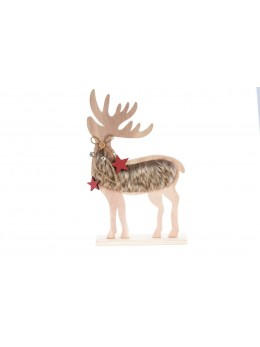 déco renne cerf de Noël