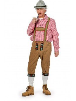 Déguisement pantalon tyrolien