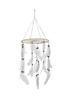 Attrape reves suspension boho 33X80cm