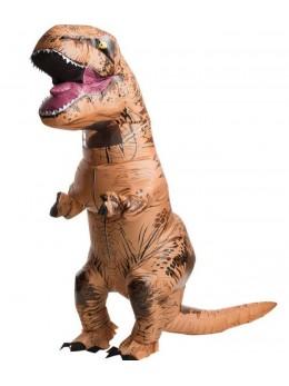 déguisement dinosaure Trex gonflable