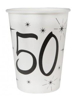 10 gobelets 50 ans