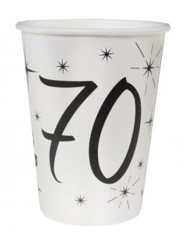 10 gobelets 70 ans