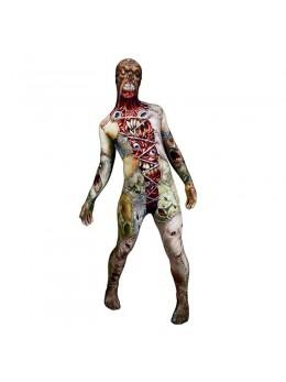 déguisement morphsuit halloween