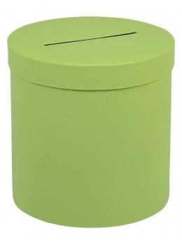 Urne ronde vert anis