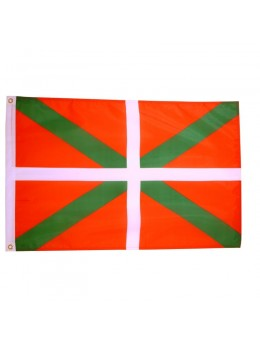 Drapeau tissu Pays Basque