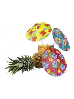 déco mini parasol hawai