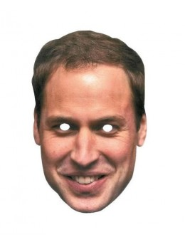 masque en carton prince william