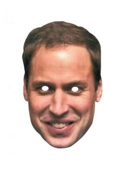 masque en carton prince william