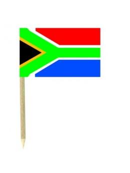 50 Mini drapeaux luxe Afrique du Sud