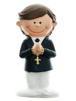 Figurine communiant garçon