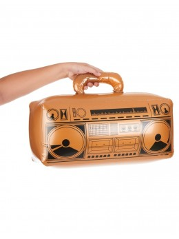 Radio gonflable or