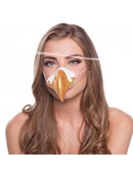 Nez bec d'oiseau