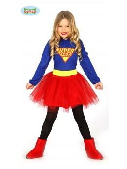 Déguisement super héro fille