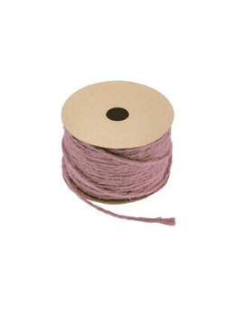 Corde naturelle parme 1.5mmx20m