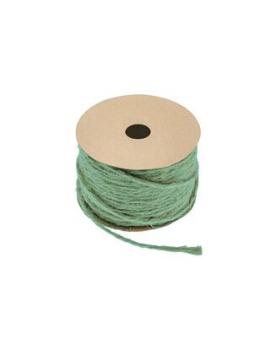 Corde naturelle vert pastel 1.5mmx20m