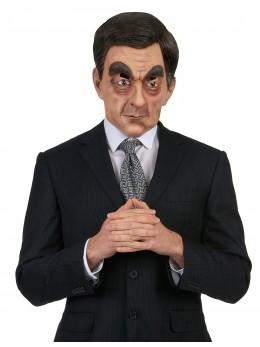 Masque humoristique en latex François Fillon