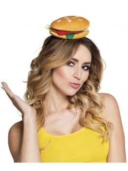 chapeau serre tête burger