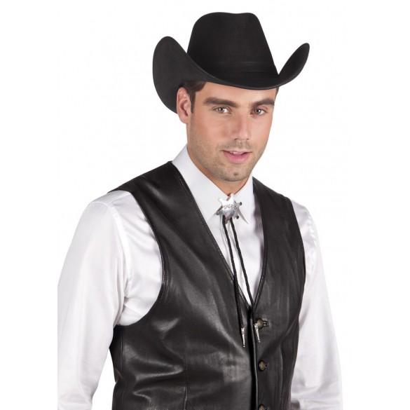 Collier Lavallière de shériff