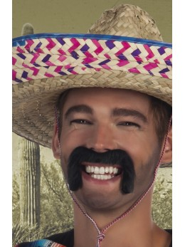 Moustache Mexicain