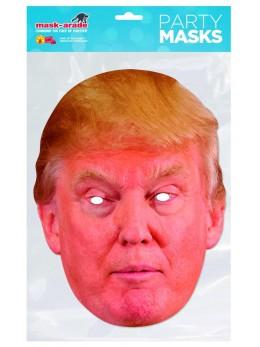 Masque carton donald Trump