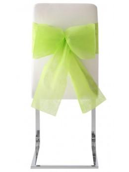 10 nœuds automatique vert lime