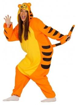 deguisement kigurumi tigre