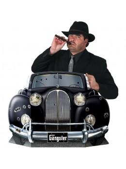 Décor photo voiture de gangster