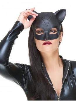 masque latex catwoman
