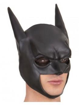 Masque latex adulte homme chauve souris