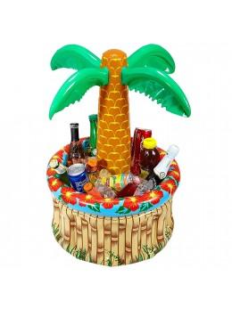décoration palmier gonflable