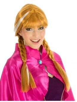 Perruque princesse Anna