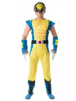 Déguisement Wolverine luxe