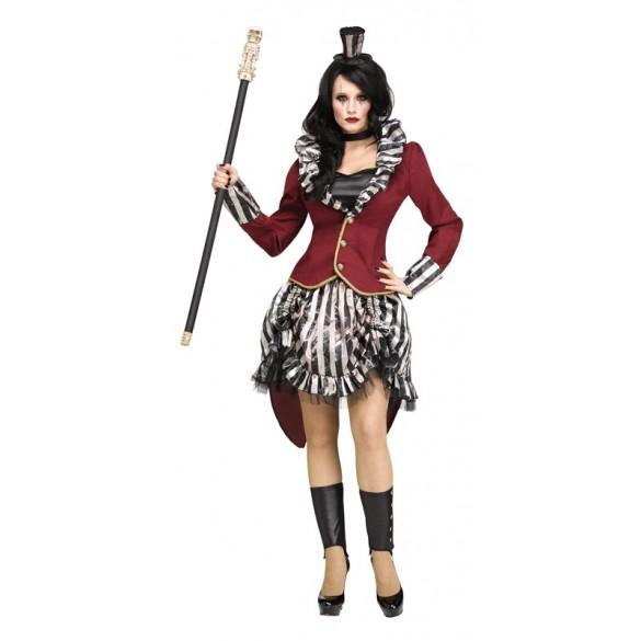 déguisement cirque freak show : costume halloween original pour femme