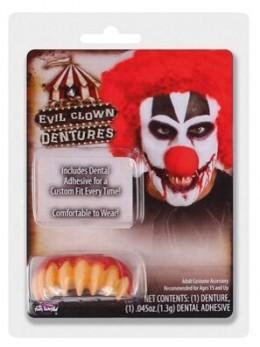 Dents de clown tueur
