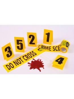 Kit indices Scène de crime