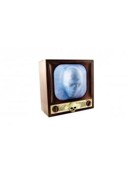 Déco télévision hantée effet 3D