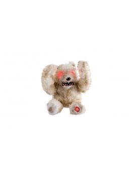 Déco ours peluche méchant animé et sonore