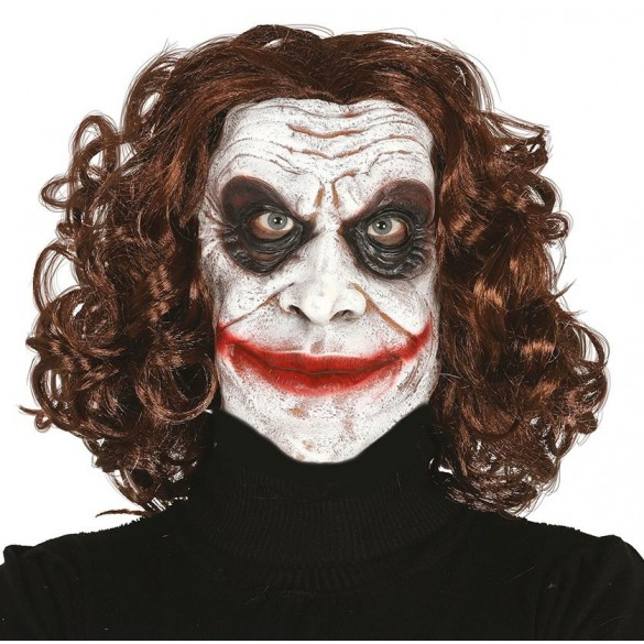 Masque Joker Latex