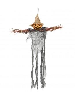 Déco citrouille d'Halloween 50cm