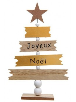 Arbre à message de Noël