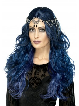 Serre tête bijou gothique